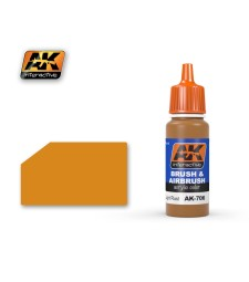 AK706 LIGHT RUST - Blue Label Acrylic Paints (17 ml)
