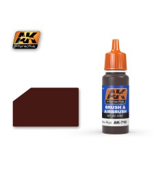 AK710 SHADOW RUST - Blue Label Acrylic Paints (17 ml)