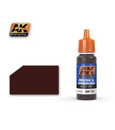 AK721 RUSTY TRACKS - Blue Label Acrylic Paints (17 ml)