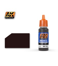 AK722 DARK TRACKS - Blue Label Acrylic Paints (17 ml)