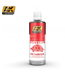 AK-737 DRYING RETARDER - Acrylic Auxiliary Products (60 ml)
