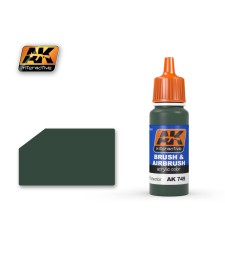 AK749 BASIC PROTECTOR - Blue Label Acrylic Paints (17 ml)