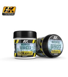AK8007 WATER GEL EFFECTS - (100 ml, Acrylic)  - Texture Products