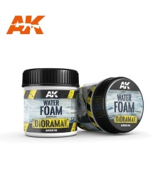 AK8036 Water Foam - (100 ml, Acrylic) - Texture Products