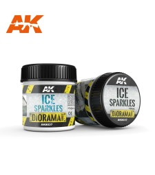 AK8037 Ice Sparkles - (100 ml) - Texture Products