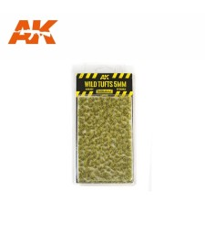 AK8123 Wild tufts (5 mm) - Texture Products