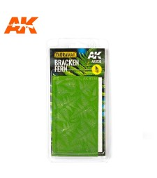 AK8136 Bracken Fern (1:32 and 1:35)