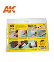 AK9045 Airbrush Masking Film - 2 units