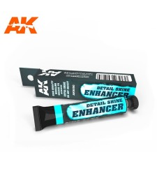 AK9050 DETAIL SHINE ENHANCER (20ml)