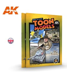AK911 How to make TOON MODELS tutorial (EN)