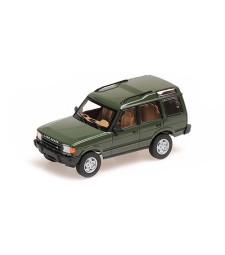 LAND ROVER DISCOVERY - GREEN