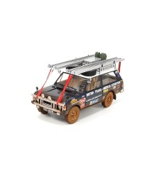 RANGE ROVER 'THE BRITISH TRANS-AMERICAS EXPEDITION' - EDITION 1971-1972 (868K) - DIRTY VERSION
