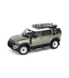 LAND ROVER DEFENDER 110 WITH ROOF PACK - 2020 - PANGEA GREEN