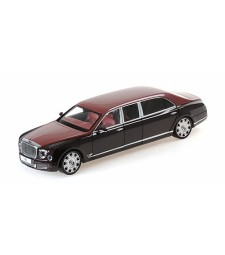 BENTLEY MULSANNE GRAND LIMOUSINE BY MULLINER 2017 - LIGHT CLARET OVER CLARET