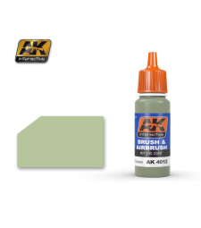 AK4012 APC INTERIOR LIGH GREEN - Blue Label Acrylic Paints (17 ml)