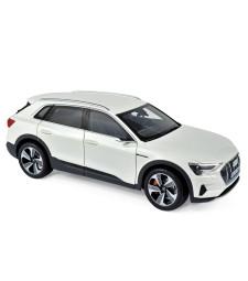 Audi e-tron 2019 - White metallic