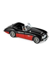 Austin Healey 3000 MK3 1964 - Black & Red sides