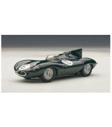 JAGUAR D-TYPE LM 24HR RACE 1955 WINNER HAWTHORN/BUEB #6 (WITH OPENINGS)
