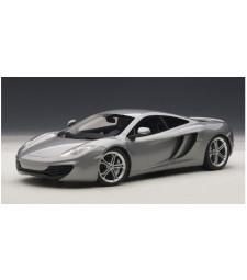 McLaren MP4-12C (metallic silver) 2011
