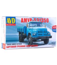 1:72 AMUR-531350 Flatbed Truck