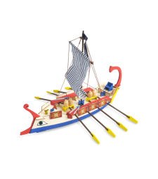 Ave Caesar - Roman Ship - Junior Collection