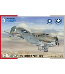 1:72 Delta 1D/E US Transport plane