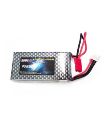 Lithium polymer battery 7.4v 1000mAh 20C