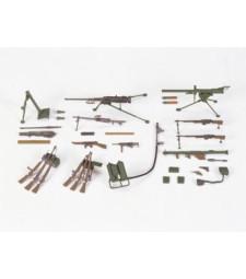1:35 U.S. Infantry Weapons Set Kit - CA221