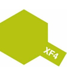 XF-4 Yellow Green - Acrylic Paint (Flat) 23 ml