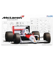 1:20 Grand Prix Series 1:20 Mclaren MP4/5 1989 (GP1)