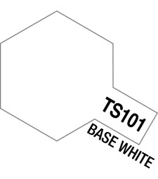 TS-101 Base White - 100ml Spray Can