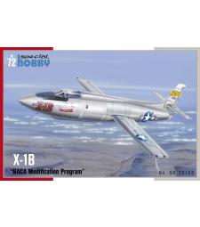 "1:72 X-1B ""NACA Modification Program"""