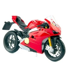 Ducati Panigale V4, red