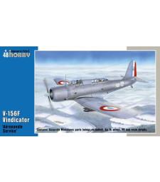 1:48 V-156F Vindicator 'Aéronavale Service'