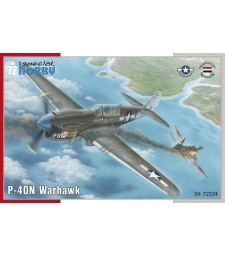 1:72 P-40N Warhawk
