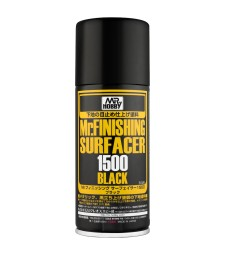 B-526 Mr. Finishing Surfacer 1500 Black 170 ml