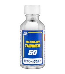T-101 Mr. Color Thinner 50 (50 ml)