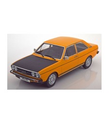 Audi 80 GTE 1975 yellow/black Limited Edition 1500 pcs.