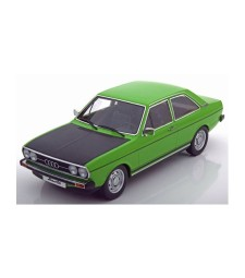 Audi 80 GTE 1975 green/black Limited Edition 1500 pcs.