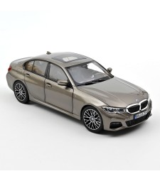 BMW 330i 2019 - Silver