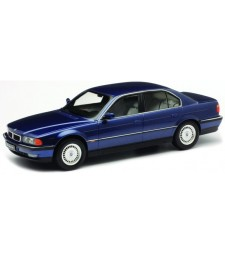 BMW 740i E38 1.series 1994 bluemetallic Limited Edition 1000 pcs.