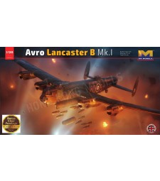 1:32 Lancaster Mk I and Mk III