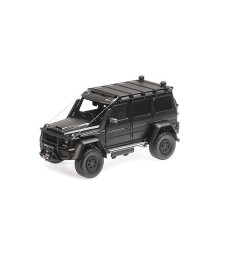 BRABUS 550 ADVENTURE MERCEDES-BENZ G500 4x4 - MATT BLACK