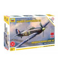 1:72 Hawker Hurricane IIc - snap-fit