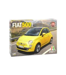 1:24 FIAT 500 (2007)