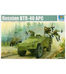 1:35 Russian BTR-40 APC