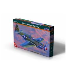 """1:72 P-51 B-1""""BullFrog I"""""""