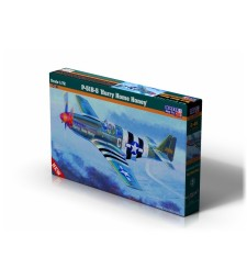 "1:72 P-51 B-5""Hurry Home Honey"""