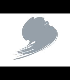 HTK-C037 Light Ghost Grey (FS36375) (1 x 17 ml) - ORANGE LINE - AIRBRUSH DEDICATED