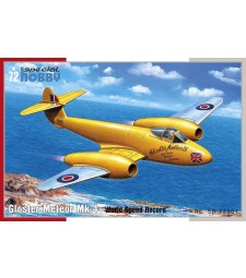 "1:72 Gloster Meteor Mk.4 ""World Speed Record"""
